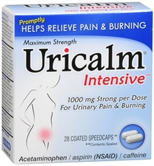 Uricalm Intensive - 28 Caplets