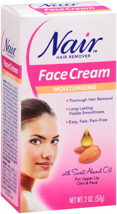 Nair Cream For Face - 2 Ounces