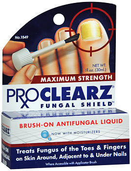 Pro Clearz Antifungal Liquid - 1 OZ