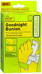 ProFoot Goodnight Bunion - 1 Pair