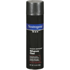 Neutrogena Men Razor Defense Shave Gel - 7 Ounces