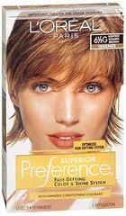 L'Oreal Preference - 6-1/2G Lightest Golden Brown - 1 Each