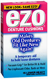 Ezo Denture Cushions Lower Heavy - 15 Each