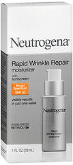 Neutrogena Rapid Wrinkle Repair Moisturizer SPF 30 - 1 Ounce - 1 Each