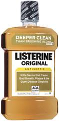 Listerine Antiseptic Mouthwash  - 1.5lt