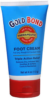 Gold Bond Foot Cream - 4 OZ