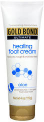 Gold Bond Ultimate Healing Foot Cream - 4 Ounces - 1 Each