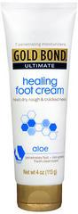 Gold Bond Ultimate Healing Foot Cream - 4 Ounces - 1 Each
