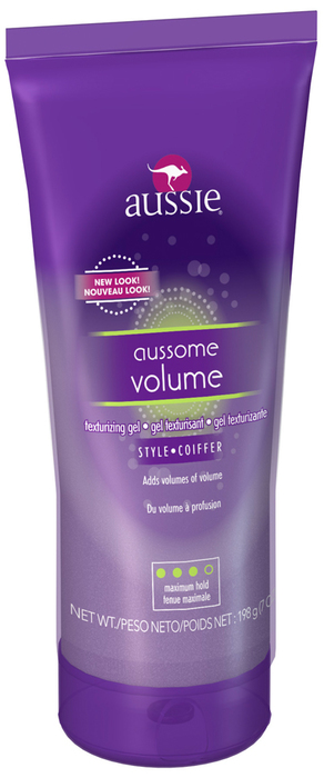 Aussie Aussome Volume Texturizing Gel - 7 OZ