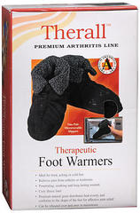 Therall Therapeutic Foot Warmers Large - 1 Each