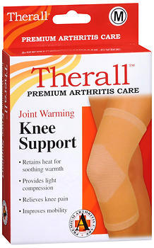 Therall Joint Warming Knee Support Medium - 1 Each
