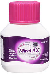 MiraLAX Powder  -  4.1 OZ