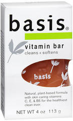 Basis Bar Vitamin - 4 Ounces