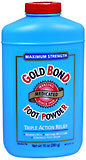 Gold Bond   Powder Medicated - 10 Ounces