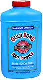 Gold Bond   Powder Medicated - 10 Ounces