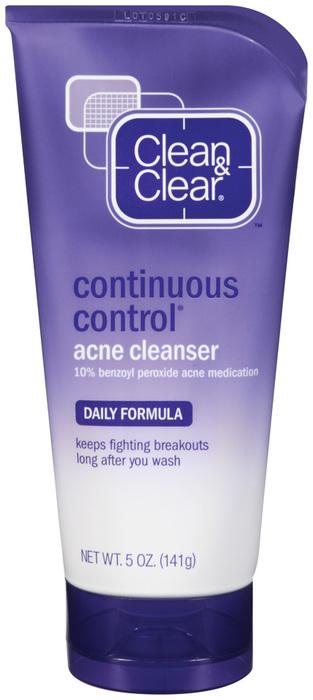 Clean & Clear Acne Cleanser  - 5oz