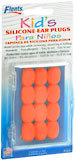 Flents Ear Plugs Kid's Silicone 6-Pack - 6 PR