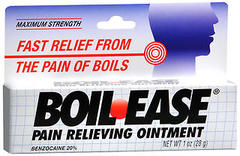 Boil Ease Pain Relieving Ointment  - 1oz