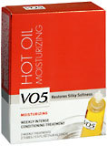 VO5 Hot Oil Treatment Moisturizing 2X0.5 Pack - 1 Ounces