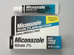 Miconazole Nitrate 2% Antifungal Cream - 1 Ounce - 1 Each