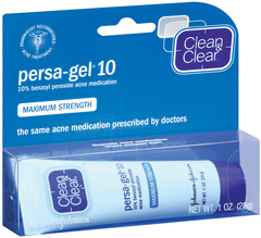 Clean & Clear Persa-Gel 10, Maximum Strength  - 1oz