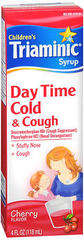 Triaminic Children's Syrup Day Time Cold & Cough Cherry Flavor - 4 OZ
