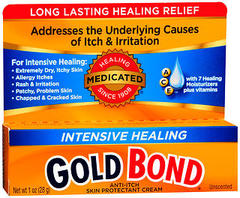 Gold Bond Intensive Healing Anti-Itch Cream - 1 OZ