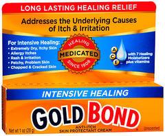 Gold Bond Intensive Healing Anti-Itch Cream - 1 OZ