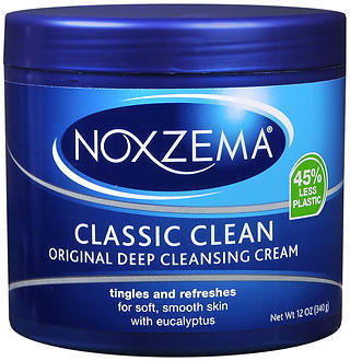 Noxzema Original Deep Cleansing Cream - 12 OZ