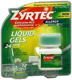 Zyrtec Allergy 10 mg Liquid Gels - 12 CP