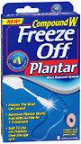 Compound W Freeze Off Plantar - 8 EA