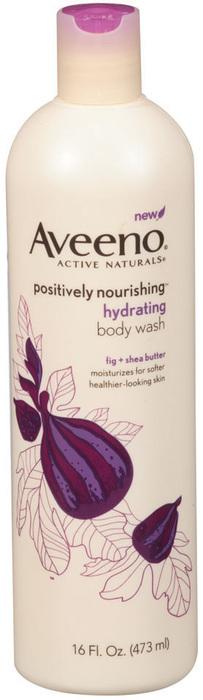 AVEENO Active Naturals Hydrating Body Wash - 16 OZ