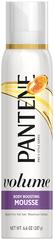 Pantene Pro-V Fine Hair Style Triple Action Volume Mousse - 6.6 OZ