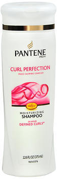 Pantene Pro-V Curly Hair Series Dry to Moisturized Shampoo - 12.6 OZ