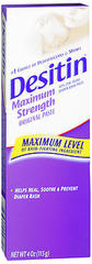 Desitin Maximum Strength Original Paste Ointment  4 OZ