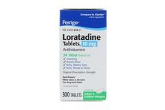 Loratadine 10 Milligrams Tablet - 300 Tablets