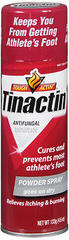 Tinactin 1% Antifungal Powder Spray  - 4.6 Ounces