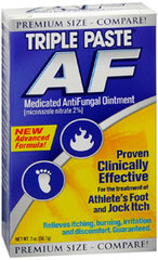 Triple Paste 2% Antifungal Medicated Ointment  - 2 Ounces