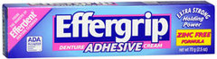 Effergrip Denture Adhesive Cream - 2.5 Ounces