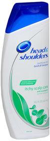 Head & Shoulders Itchy Scalp Care Shampoo with Eucalyptus - 14.2 Ounces