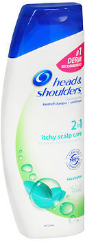 Head & Shoulders Itchy Scalp Care 2-in-1 Shampoo + Conditioner with Eucalyptus - 14.2 Ounces