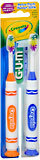 GUM Crayola Toothbrushes Value Pack Soft 227  -  2 EA