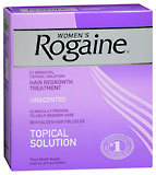 Rogaine For Women 3-Pack 3X2 Pack - 6 OZ
