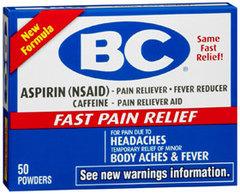 BC Aspirin - 50 Powders