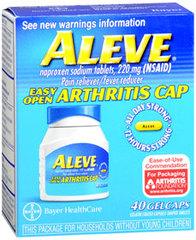 Aleve Arthritis  - 40 Gelcaps