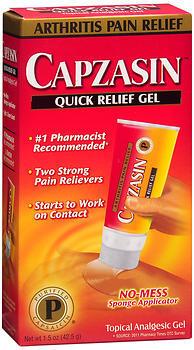 Capzasin Quick Relief Gel - 1.5 Ounces