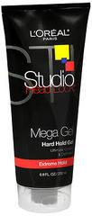 L'Oreal Paris Studio Line Head Lock Mega Hard Hold Gel  - 6.8 Ounces