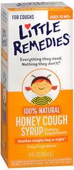 Little Remedies Colds Dietary Supplement Honey Elixir - 4 Ounces