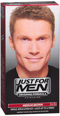Just For Men Shampoo in Hair Color, Medium Brown