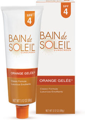 Bain de Soleil Orange Gelee Sunscreen SPF 4  -  3.12 OZ